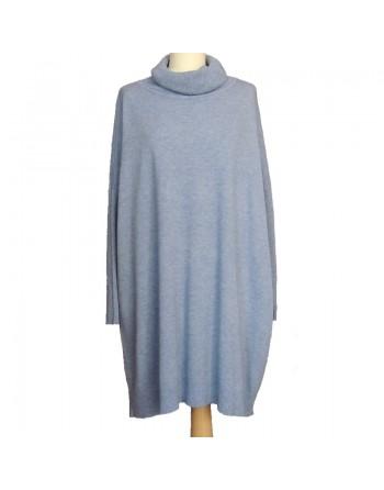 Long pull bleu