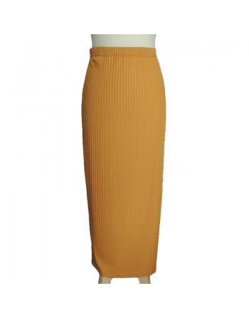Longue jupe tube