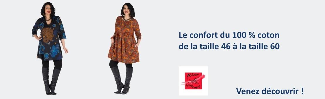 vêtements chics femme grande taille